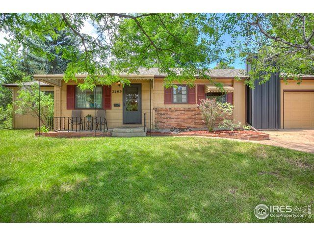 2409 15th Ave, Greeley, CO 80631 - #: 914851