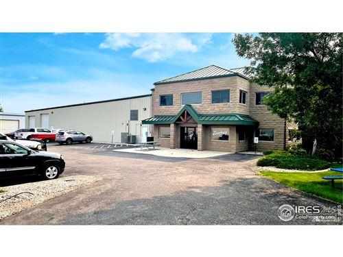 Photo of 5443 Earhart Rd, Loveland, CO 80538 (MLS # 953852)