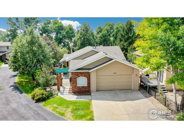 1468 Front Nine Drive, Fort Collins, CO 80525 - #: 893859