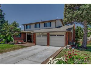 Photo of 7347 Robb St, Arvada, CO 80005 (MLS # 864863)