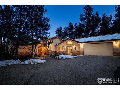 Photo of 321 Carriage Hills Dr, Boulder, CO 80302 (MLS # 907865)
