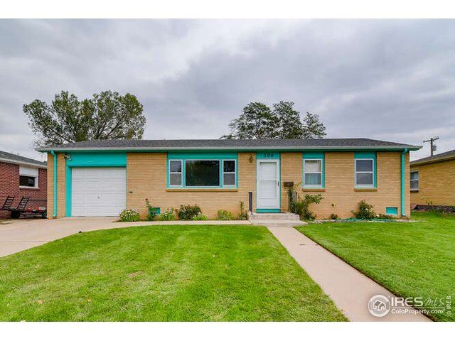 500 26th Ave Ct, Greeley, CO 80634 - MLS#: 923867