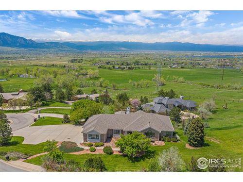 Photo of 2 Benchmark Dr, Boulder, CO 80303 (MLS # 952871)