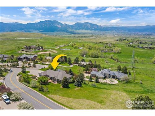Tiny photo for 2 Benchmark Dr, Boulder, CO 80303 (MLS # 952871)