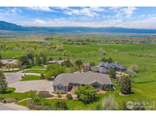 Photo for 2 Benchmark Dr, Boulder, CO 80303 (MLS # 952871)