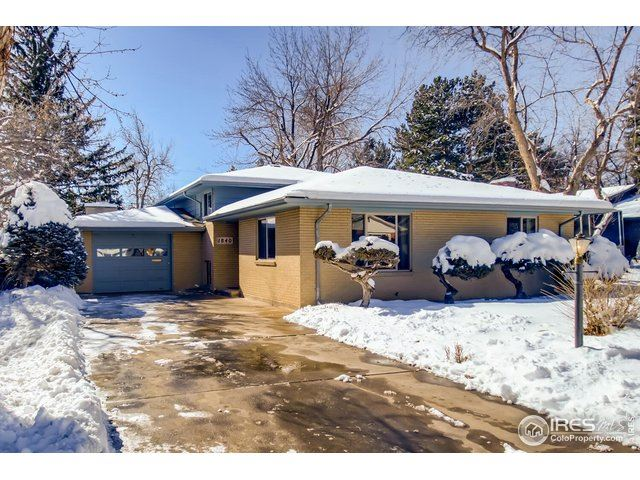 Photo for 1840 Forest Ave, Boulder, CO 80304 (MLS # 933872)