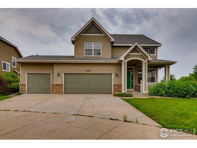 5409 Rabbit Creek Rd, Fort Collins, CO 80528 - #: 945872