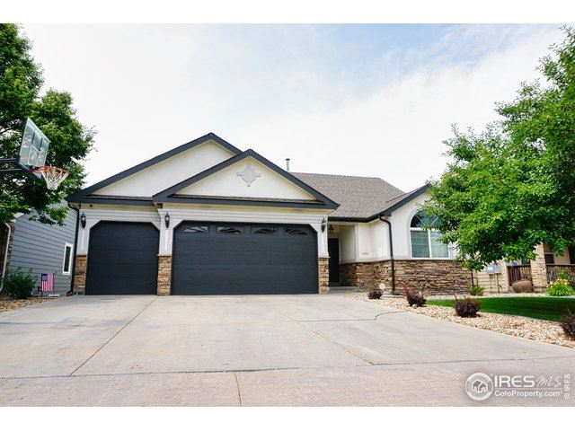 1407 60th Ave, Greeley, CO 80634 - #: 945875