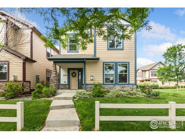 2545 Custer Dr, Fort Collins, CO 80525 - #: 943881