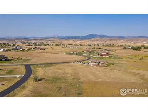 Photo of 3210 Mallard Creek Dr, Berthoud, CO 80513 (MLS # 924886)