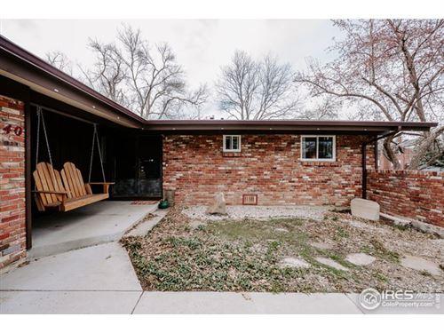 Tiny photo for 4540 Comanche Dr, Boulder, CO 80303 (MLS # 938888)