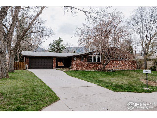 Photo for 4540 Comanche Dr, Boulder, CO 80303 (MLS # 938888)