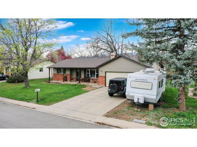 1401 Ponderosa Dr, Fort Collins, CO 80521 - #: 939890