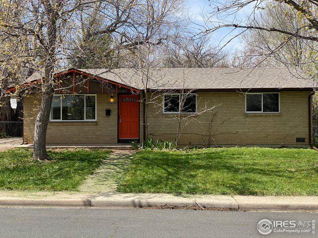 965 36th St, Boulder, CO 80303 - #: 910891