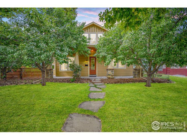 Photo for 2129 23rd St, Boulder, CO 80302 (MLS # 950891)