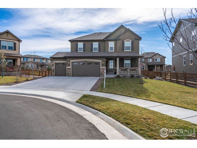 956 Horizon Ct, Erie, CO 80516 - #: 928892