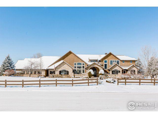 Photo for 1473 White Hawk Ranch Dr, Boulder, CO 80303 (MLS # 903895)