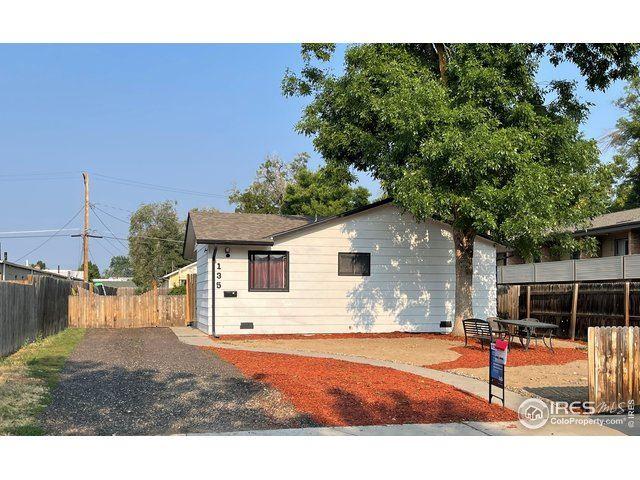 135 S Jefferson Ave, Loveland, CO 80537 - #: 945896
