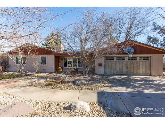 Photo for 910 Crescent Dr, Boulder, CO 80303 (MLS # 903897)