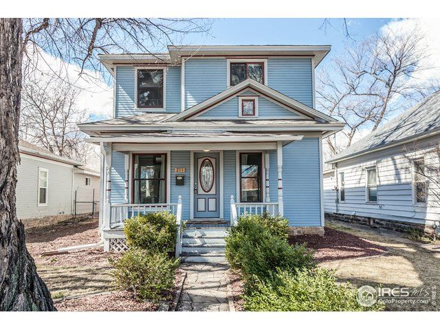 211 N Grant Ave, Fort Collins, CO 80521 - #: 907897