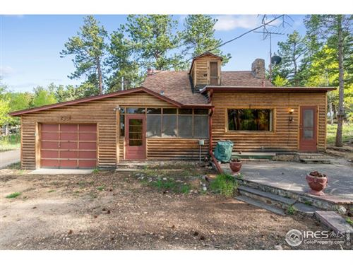 Photo of 127 County Road 90, Allenspark, CO 80510 (MLS # 912898)