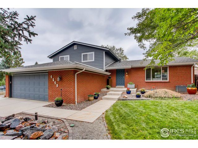 Photo for 4849 Fairlawn Ct, Boulder, CO 80301 (MLS # 923902)