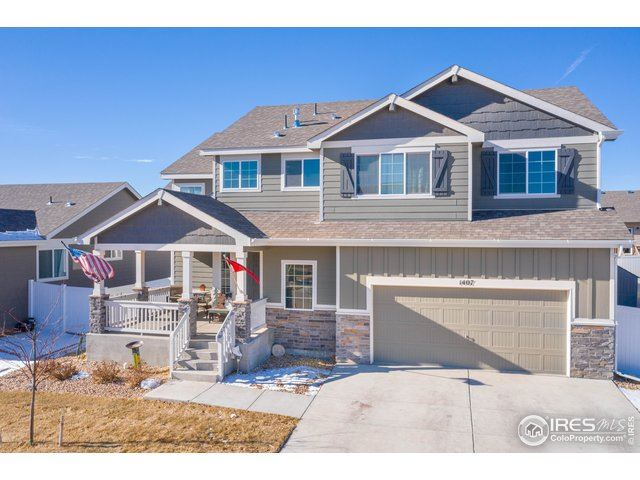 1407 88th Ave, Greeley, CO 80634 - #: 931903