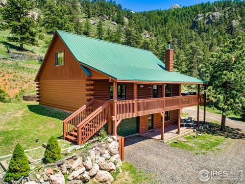 Photo of 15076 Red Canyon Ranch Rd, Loveland, CO 80538 (MLS # 912917)