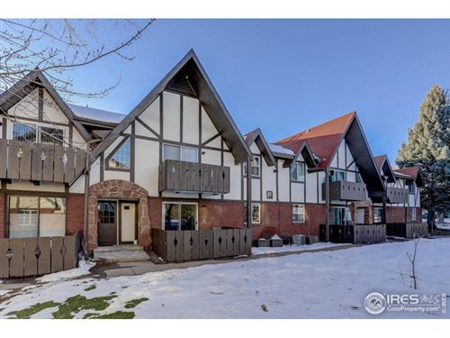 Photo of 3250 Oneal Cir F-11 #11, Boulder, CO 80301 (MLS # 899918)