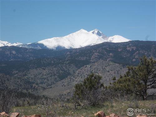 Photo of 2685 Eagle Ridge Rd, Lyons, CO 80540 (MLS # 695929)