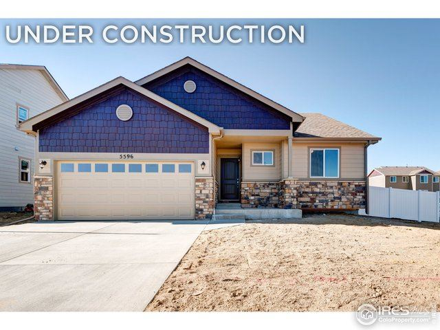 1289 Baker Pass Street, Severance, CO 80550 - #: 877932
