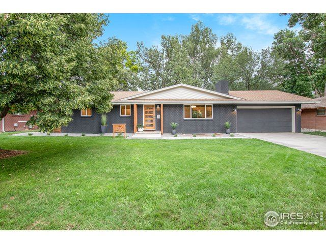 1320 Luke St, Fort Collins, CO 80524 - #: 889932