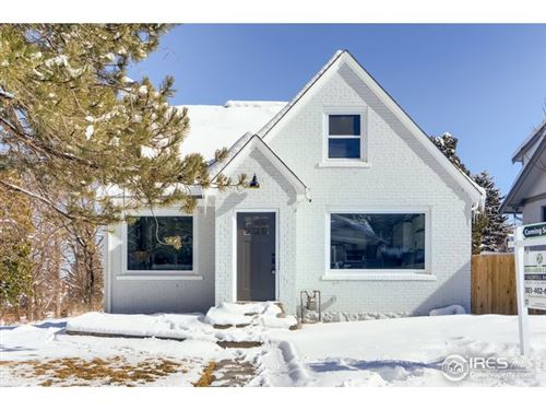 Photo of 922 12th St, Boulder, CO 80302 (MLS # 903935)