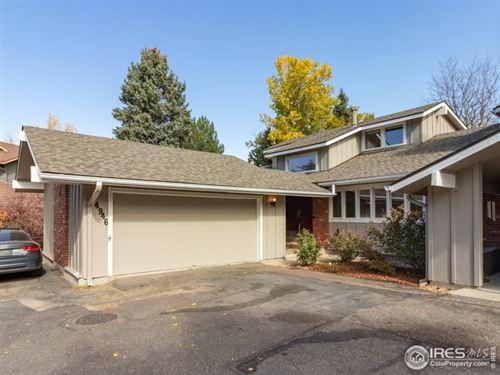 Photo of 4946 Carter Ct B, Boulder, CO 80301 (MLS # 926935)
