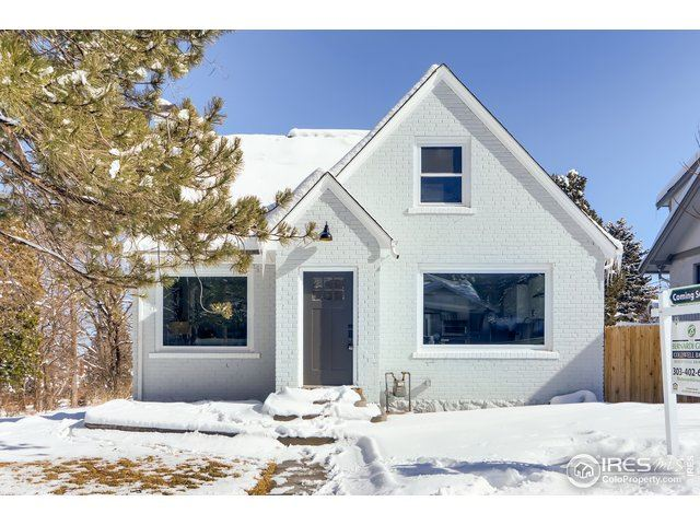 Photo for 922 12th St, Boulder, CO 80302 (MLS # 903935)