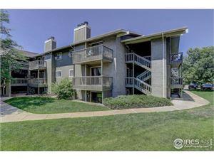 Photo of 695 Manhattan Dr 17, Boulder, CO 80303 (MLS # 887937)