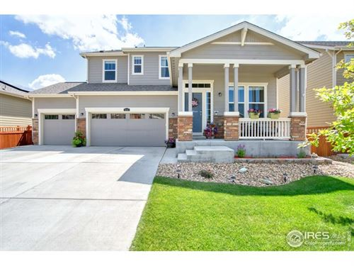 Photo of 6116 Marble Mill Pl, Frederick, CO 80516 (MLS # 944940)