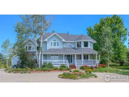 Photo of 8432 Brittany Pl, Niwot, CO 80503 (MLS # 919943)