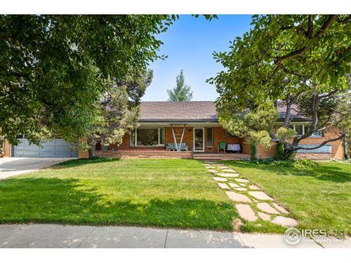 Photo of 675 Cascade Ave, Boulder, CO 80302 (MLS # 946946)