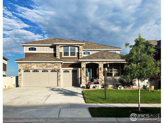 100 Pebble Brook Ct, Erie, CO 80516 - #: 909949