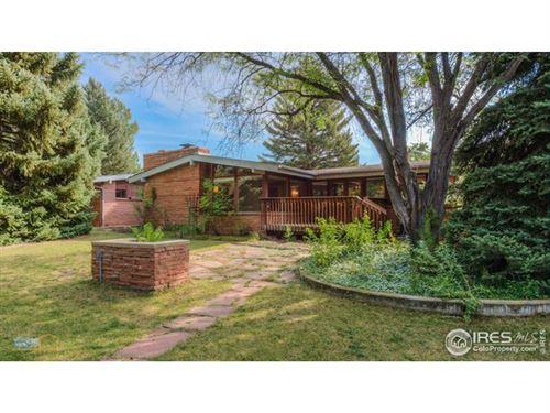 Tiny photo for 951 Rainbow Way, Boulder, CO 80303 (MLS # 950954)