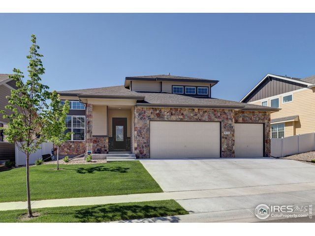 935 Mt Andrew Drive, Severance, CO 80550 - #: 883956