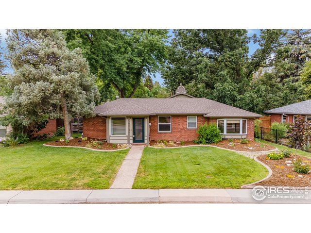 100 Circle Dr, Fort Collins, CO 80524 - #: 945958
