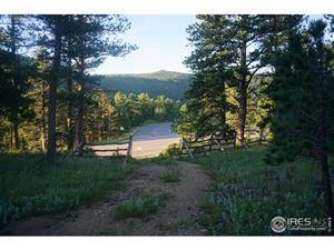 Photo of 19815 Highway 7, Lyons, CO 80540 (MLS # 890959)