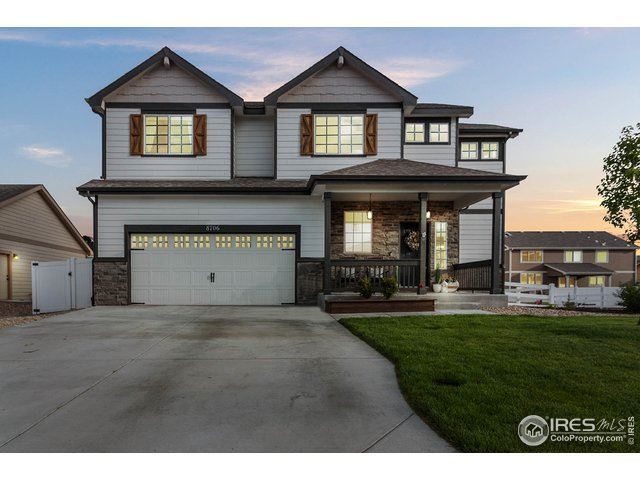 8706 13th St, Greeley, CO 80634 - #: 916959