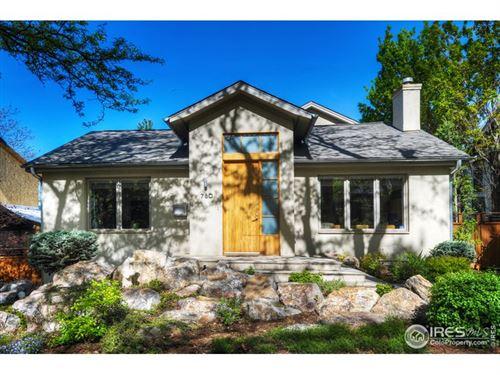 Photo of 780 Grant Pl, Boulder, CO 80302 (MLS # 916964)