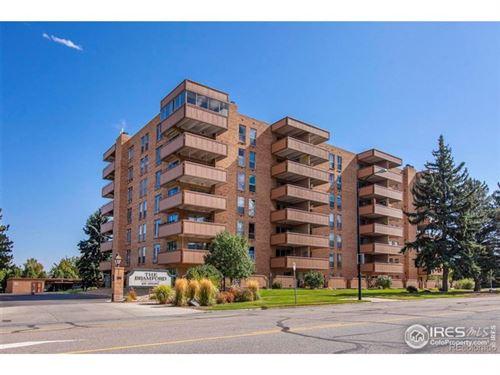 Photo of 500 Mohawk Dr #102, Boulder, CO 80303 (MLS # 953967)