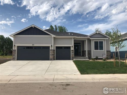 Photo of 855 Shirttail Peak Dr, Windsor, CO 80550 (MLS # 877971)