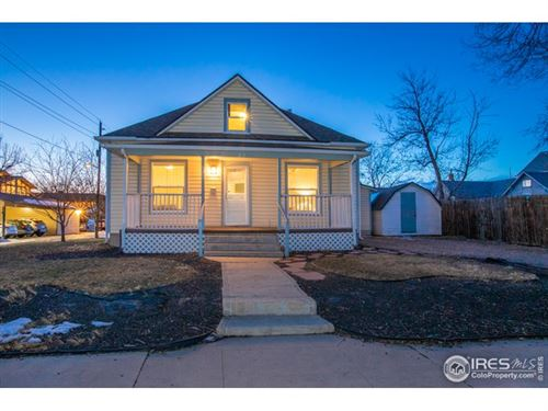Photo of 515 10th Ave, Greeley, CO 80631 (MLS # 901973)