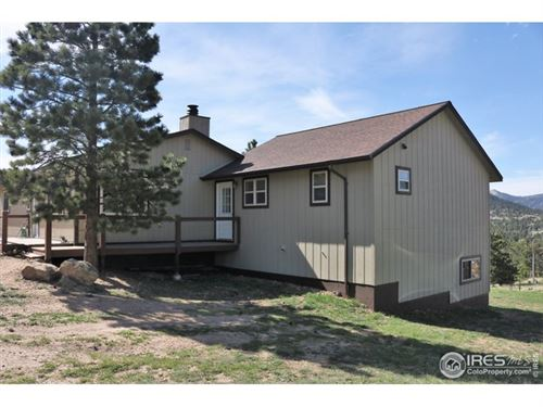 Photo of 909 Whispering Pines Dr, Estes Park, CO 80517 (MLS # 885976)